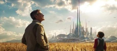 George Clooney couldn't save Tomorrowland