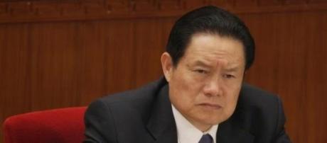 Zhou Yongkang, condenado a cadena perpetua