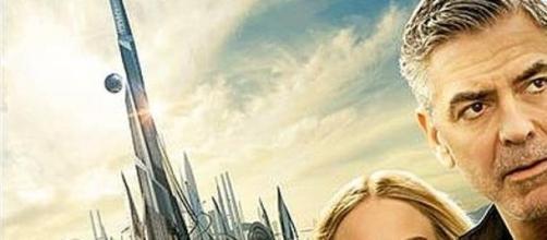 Affiche de Tomorrowland.