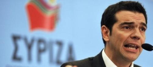 Alexiss Tsipras, Premier ministre grec