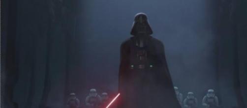 Dark Vador et le côté obscur de Star Wars Rebels.