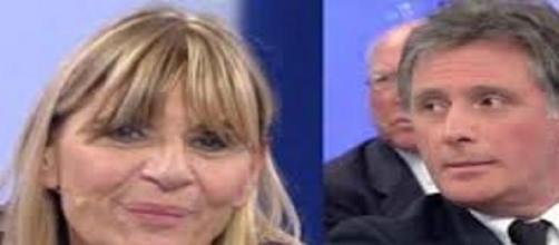 Giorgio e Gemma,ex concorrenti di Uomini e Donne.