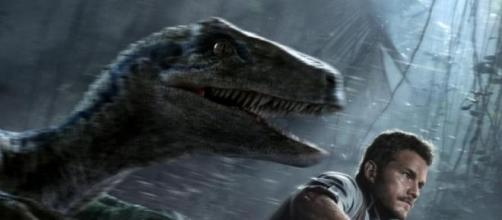 Póster de la película Jurassic World (2015)