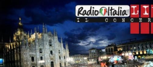 Replica concerto Radio Italia live 2015