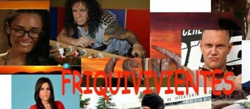 Supervivientes se convierte en Friquiviventes