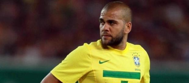 Daniel volta à seleção Brasileira