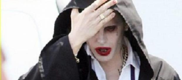 ¿Cómo es el traje del Joker de Leto?
