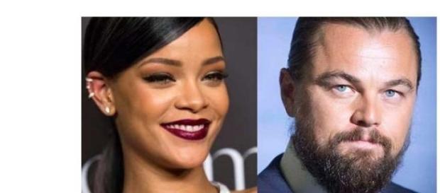 Leonardo DiCaprio i Rihanna