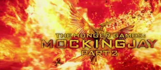 Logo do filme Mockingjay part 2
