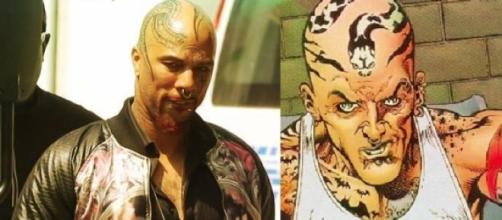 Common será The Tattooed Man en 'Suicide Squad'.