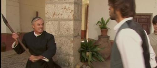 Don Celso tenta di uccidere Gonzalo