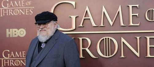 "George R. R. Martin, criador de ""Game of Thrones"""