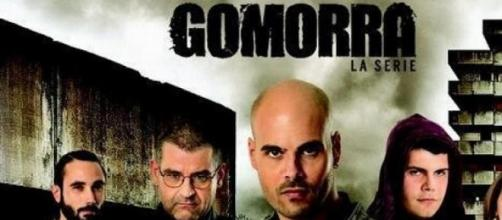 La locandina di Gomorra, la serie