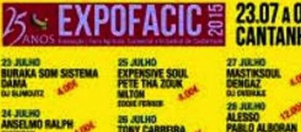 Expofacic 2015 - Cantanhede