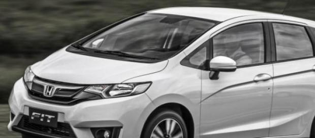 Fit 2016, da Honda, que parte de R$ 51.600