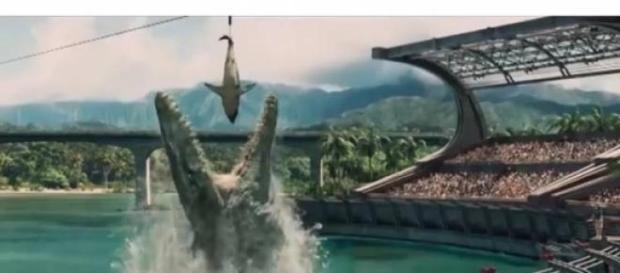 'Jurassic Park 4' llegó a los cines argentinos