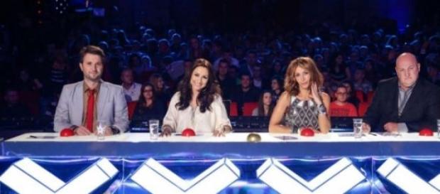 """Juriul """"Românii au Talent"""""""
