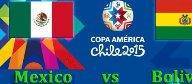 México y Bolivia salen a la cancha