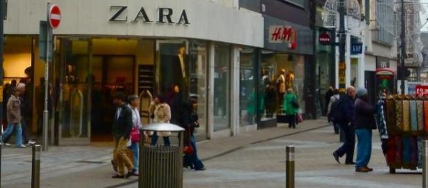 Opportunità di lavoro in ZARA