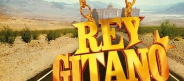 portada de la película, Rey Gitano