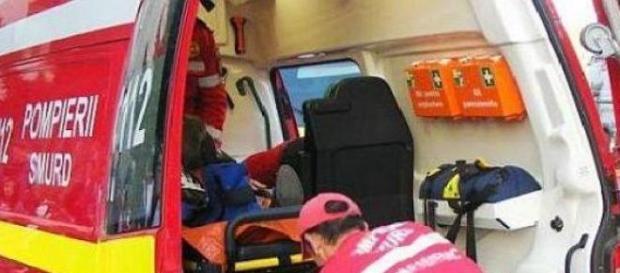 Tragic accident rutier produs pe DN7, Arad