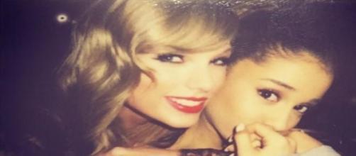 Ariana Grande y Taylor Swift