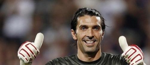 Buffon: 50 presenze nel Campionato Europeo