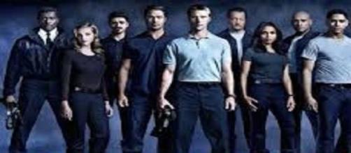 Cast della serie televisiva Chicago Fire.