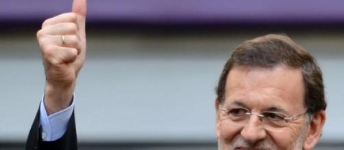 El presidente del Gobierno Mariano Rajoy