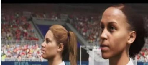 FIFA 16 con presencia femenina