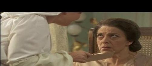 Francisca, affidata a Jesusa