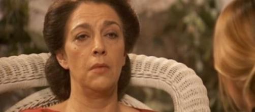 Francisca diventa catatonica