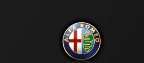 Il logo ufficiale dell'Alfa Romeo