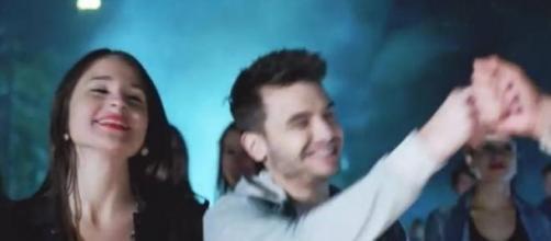 Imagen del videoclip 'Noche loca'