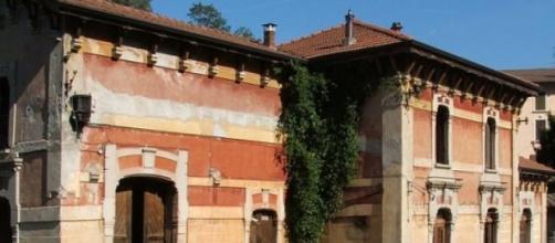 La stazione abbandonata di Ambria
