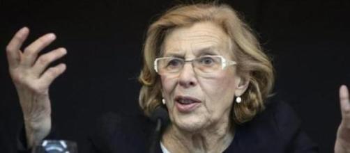 Nueva Alcaldesa de Madrid