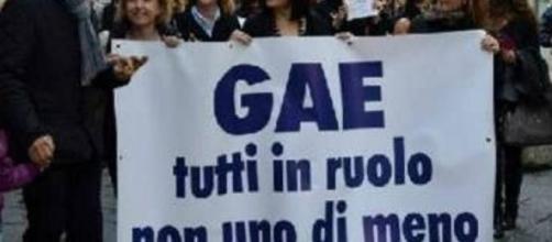 Riforma scuola 2015 e inserimento in GaE