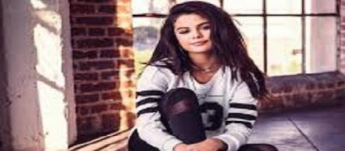 Selena Gomex, ex ragazza di Justin Bieber.