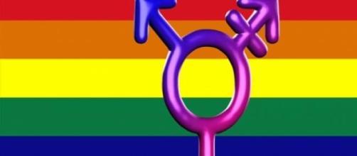 Um dos símbolos do movimento LGBT.
