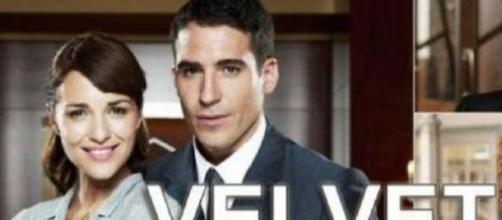 Velvet: Alberto e Cristina protagonisti serie TV.