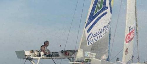 Yvan Bourgnon, o skipper suíço solitário