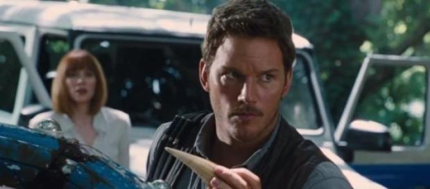 Chris Pratt e Bryce Dallas Howard: romance e ação