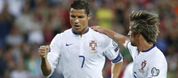 Cristiano Ronaldo strzelił hat-trick