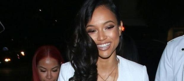 Karrueche Tran ist Single and ready to mingle.
