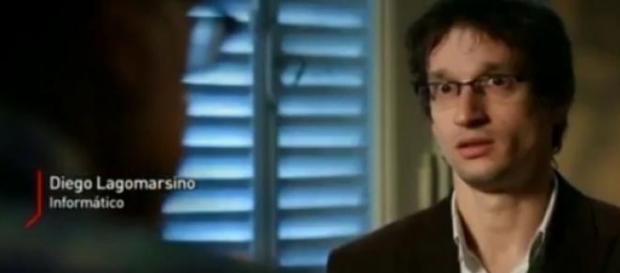 Lagomarsino habló en TVE y dijo que él es inocente
