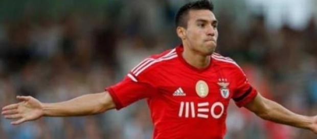 Nico Gaitán poderá levar Nani para o Benfica