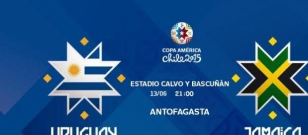 Urugwaj kontra Jamajka, na żywo od 21:00!