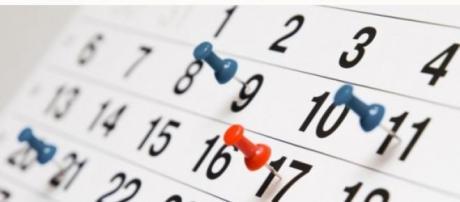 Pubblicato il calendario scolastico 2015/2016.
