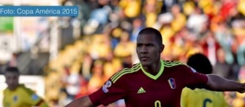 Colombia es derrotado uno a cero por Venezuela