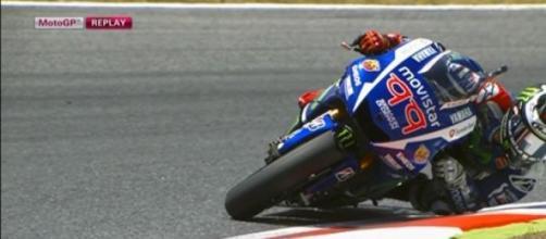 Jorge Lorenzo ganador del GP de Cataluña 2015